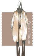 PANTONE 16-1318 Warm Taupe - Iris von Arnim